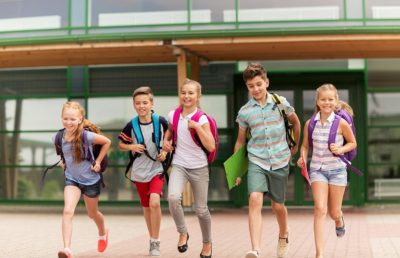Zi liberă de la școală și grădiniță