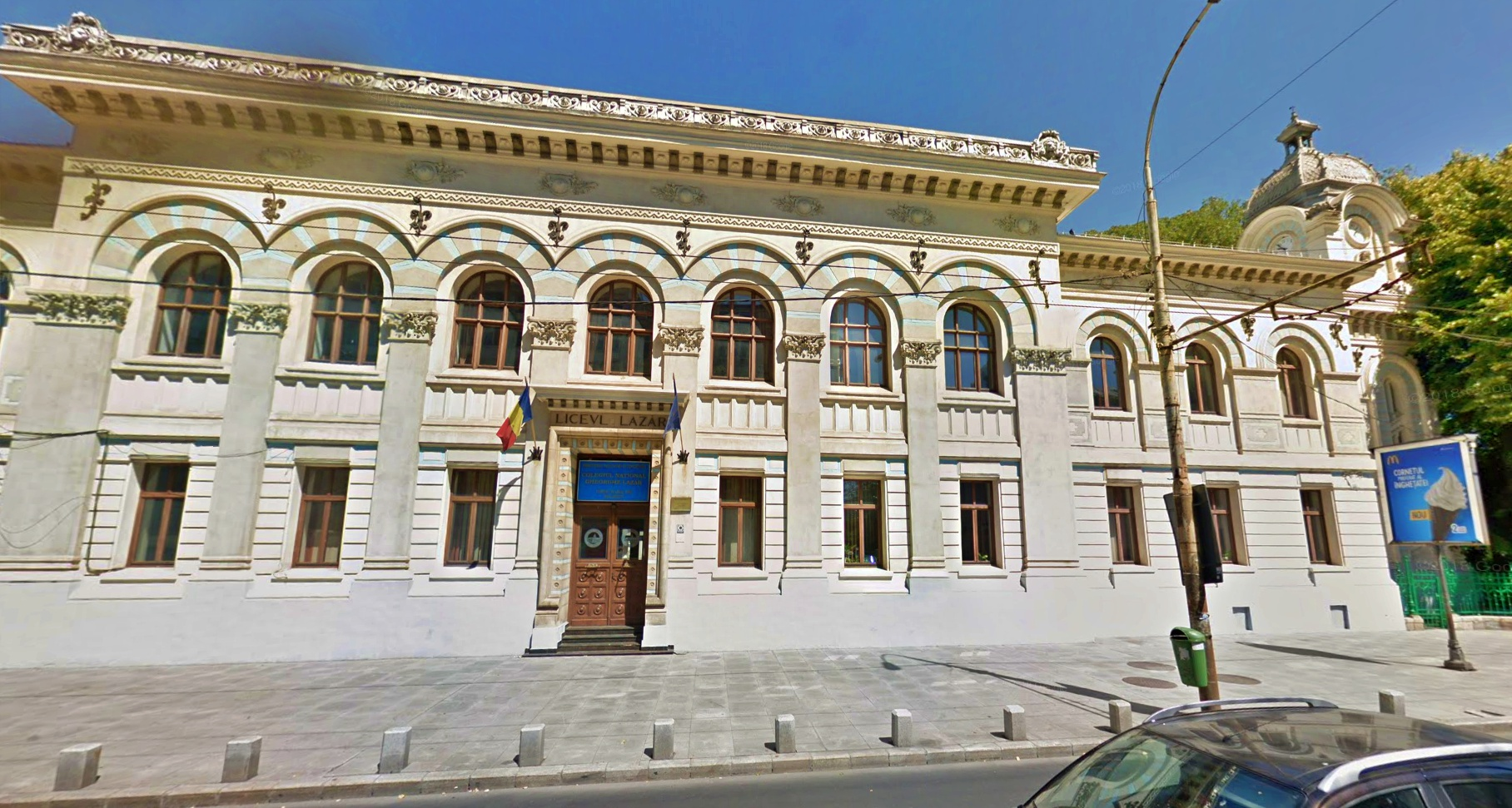 O elevă a Colegiului Naţional Gheorghe Lazăr din Bucureşti a murit de  meningită. Liceul a fost evacuat şi va fi închis vineri - Edupedu.ro