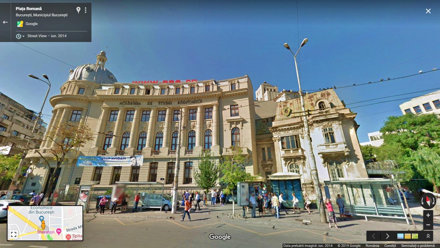 Ase București Vrea Să Reia Construcția Clădirii De Sticlă De 7
