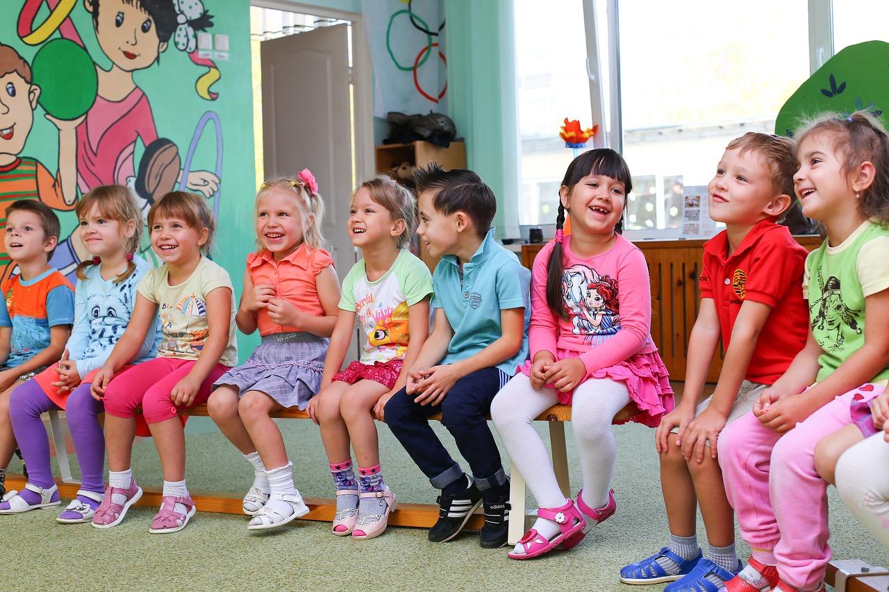 Dezvoltarea copiilor în creșă și la grădiniță