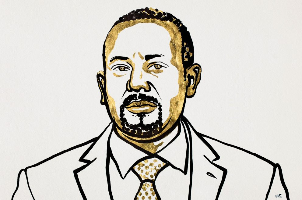 Premiul Nobel pentru Pace 2019 a fost acordat premierului etiopian Abiy Ahmed Ali - Edupedu