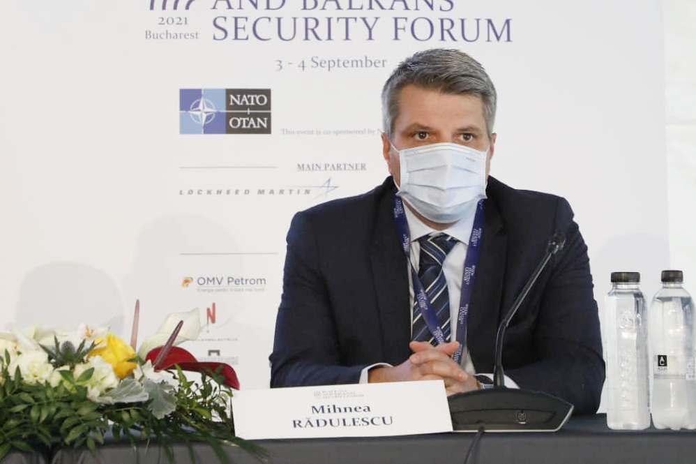 Mihnea Radulescu Director Vodafone Romania